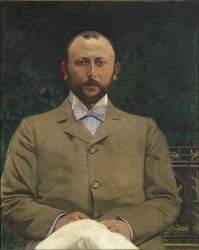 Alexandre Natanson (1867-1936) (Vallotton Félix) - Muzeo.com