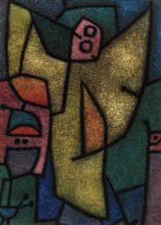 Angelus Militans (Paul Klee) - Muzeo.com