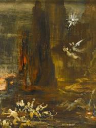 Apparition (Gustave Moreau) - Muzeo.com