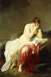 Ariadne (Ary Scheffer) - Muzeo.com