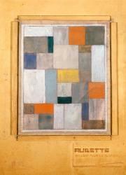 Aubette, design pour l'étage, pour Le Plafond (Theo Van Doesburg) - Muzeo.com