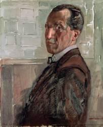 Autoportrait (Mondrian Piet) - Muzeo.com