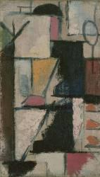 Autoportrait (Theo Van Doesburg) - Muzeo.com