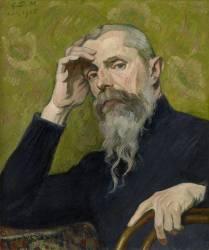 Autoportrait (Georges Daniel de Monfreid) - Muzeo.com
