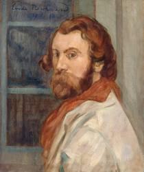Autoportrait (Bernard Emile) - Muzeo.com