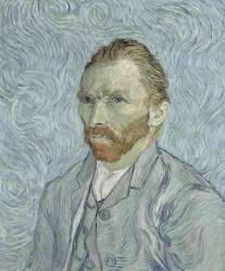 Autoportrait (Van Gogh Vincent) - Muzeo.com