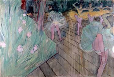 Ballet (Henri de Toulouse-Lautrec) - Muzeo.com