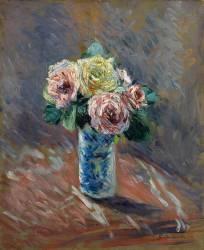 Bouquet de fleurs (Gustave Caillebotte) - Muzeo.com