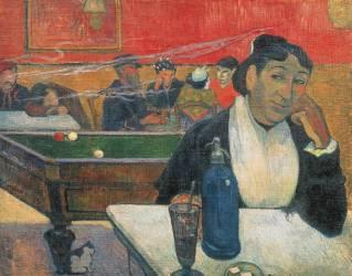 Café à Arles (Paul Gauguin) - Muzeo.com