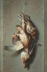 Cailles et alouettes (Leyendecker Mathias) - Muzeo.com