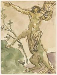 Centaure à la lyre (Bourdelle Antoine (dit),...) - Muzeo.com