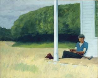 Edward Hopper Reproductions De Tableaux Haut De Gamme Muzeo