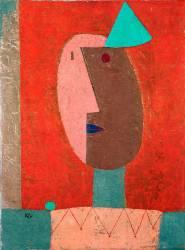 Clown (Paul Klee) - Muzeo.com