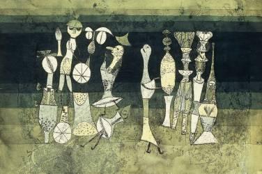 Comédie (Paul Klee) - Muzeo.com
