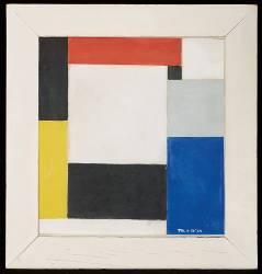 Composition (Theo Van Doesburg) - Muzeo.com
