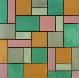 Composition 17 (Theo Van Doesburg) - Muzeo.com