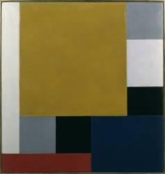 Composition 22 (Theo Van Doesburg) - Muzeo.com