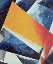 Composition architectonique (Lioubov Popova) - Muzeo.com