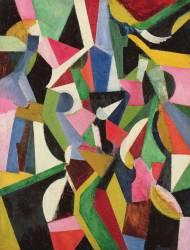 Composition I (Patrick Henry Bruce) - Muzeo.com