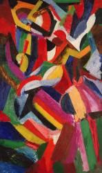 Composition III (Patrick Henry Bruce) - Muzeo.com