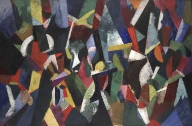 Composition IV (Patrick Henry Bruce) - Muzeo.com