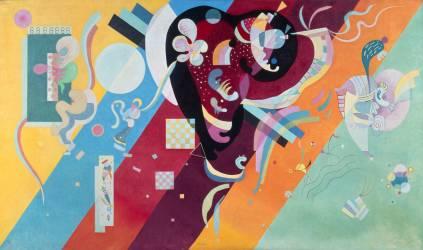 Composition IX (Kandinsky Wassily) - Muzeo.com