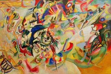 Composition No. 7 (Wassily Kandinsky) - Muzeo.com