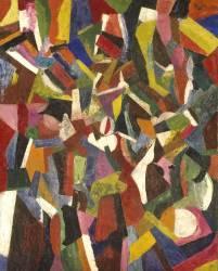 Composition VI (Patrick Henry Bruce) - Muzeo.com