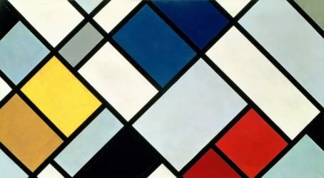 Contra-Composition Dissonances, XVI (Theo Van Doesburg) - Muzeo.com