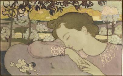Crépuscule (Marthe Denis) - Muzeo.com