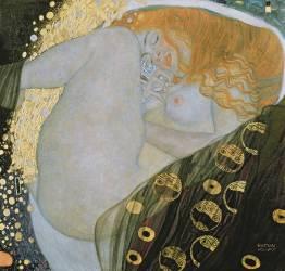 Danaë (Gustav Klimt) - Muzeo.com