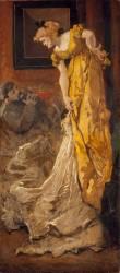 Dans l'atelier, la pose du modèle (Henri de Toulouse-Lautrec) - Muzeo.com