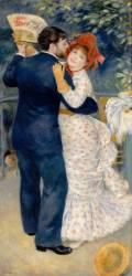 Danse à la campagne (Auguste Renoir) - Muzeo.com