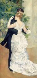 Danse à la ville (Auguste Renoir) - Muzeo.com