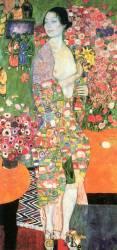 Danseuse (Gustav Klimt) - Muzeo.com