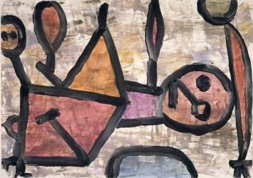Détresse due à la sécheresse (Paul Klee) - Muzeo.com