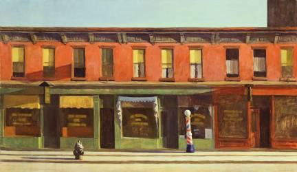 Early Sunday Morning (Hopper Edward) - Muzeo.com
