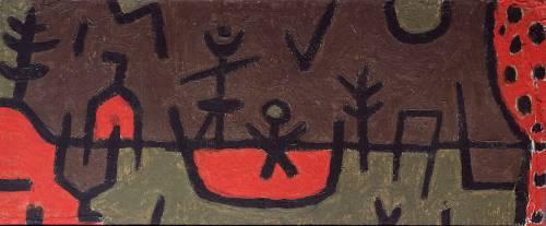 Etang dans un Parc (Paul Klee) - Muzeo.com