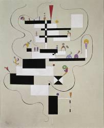 Etencore (Wassily Kandinsky) - Muzeo.com