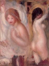 Etudes de nus (Auguste Renoir) - Muzeo.com