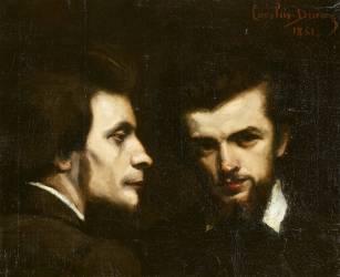 Fantin-Latour et Oulevay (Carolus-Duran) - Muzeo.com