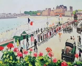 Fête aux Sables d'Olonne (Albert Marquet) - Muzeo.com