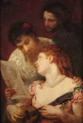 Fête Musicale (Mary Cassatt) - Muzeo.com