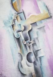 Femme (Donna) (Josef Capek) - Muzeo.com