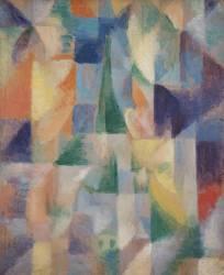 Fenêtres (Robert Delaunay) - Muzeo.com