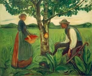 Fertilité (Edvard Munch) - Muzeo.com