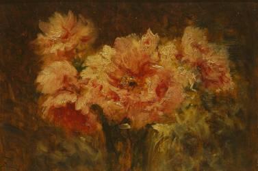 Fleurs (Félix Ziem) - Muzeo.com