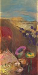 Fleurs étranges (Odilon Redon) - Muzeo.com
