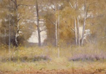 Forêt de Fontainebleau (Osbert Alphonse) - Muzeo.com