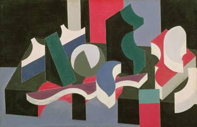 Formes, 1919-20 (Patrick Henry Bruce) - Muzeo.com